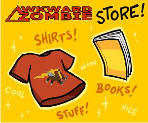 Awkward Zombie Store